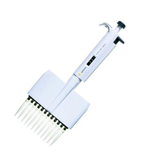 Дозатор 12-канальный Biohit переменного объема Proline