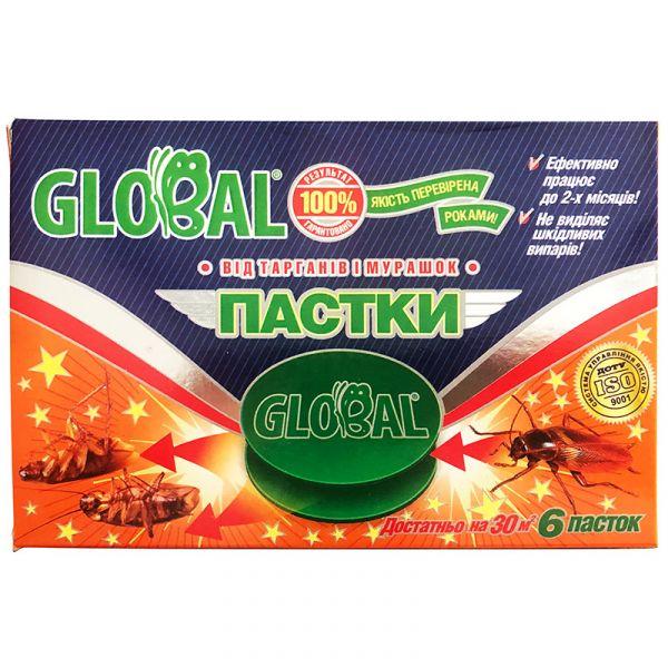 """""""Глобал"""" (6 ловушек) от """"Глобал-Агротрейд"""", Украина"""