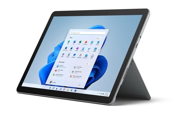 Планшет Microsoft Surface Go 3 Pentium 6500Y 8Gb 128Gb Wi Fi (Windows 11 Home)