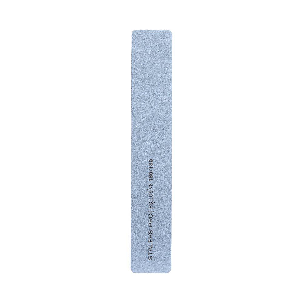 Пилка для ногтей минеральная (широкая) Staleks Pro Exclusive 32, 180/180 грит (Арт. NFX-32/6)
