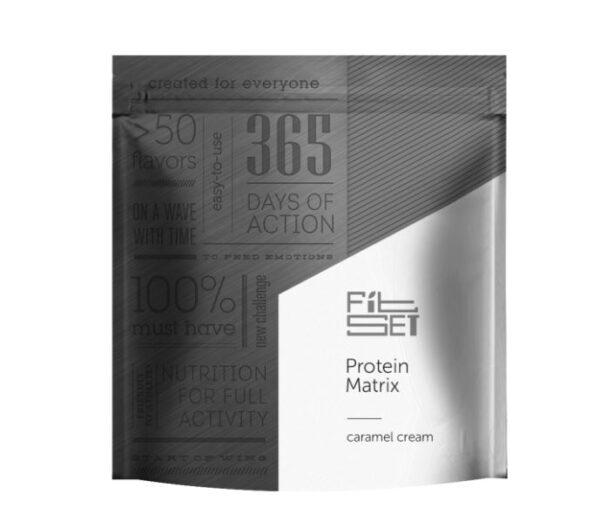 FitSet Protein Matrix 900 g