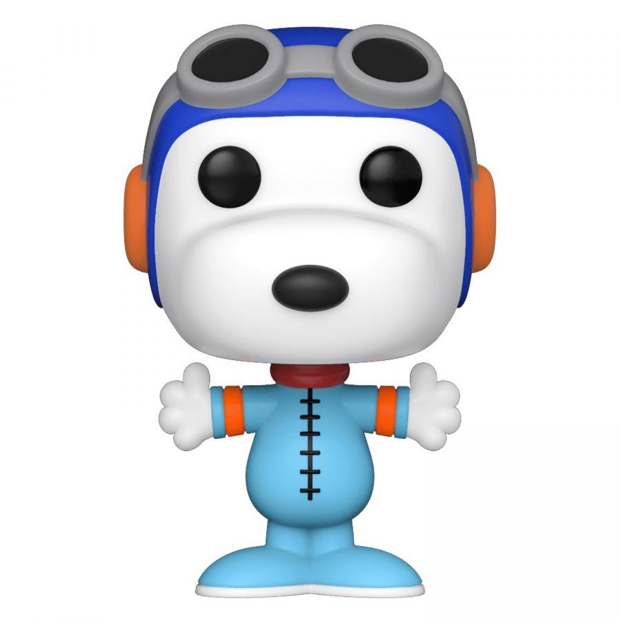 Фигурка Funko POP! Animation Peanuts Snoopy as Astronaut (No Helmet) (Exc)