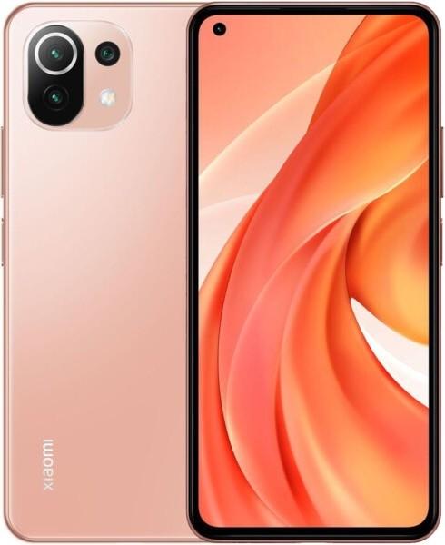 Смартфон Xiaomi Mi 11 Lite 6/64Gb Pink