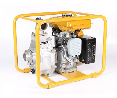 Бензиновая Мотопомпа Daishin PTG-208 H (пожарная высоконапорная)