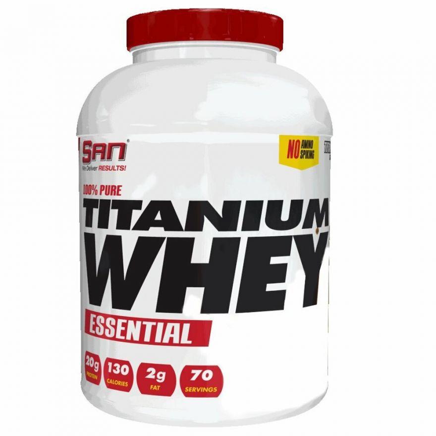 Протеин SAN 100% Pure Titanium Whey 2270 гр.