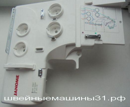 Передняя панель ОВЕРЛОК JANOME T 72; T 34 И ДР.  ЦЕНА 500 РУБ.