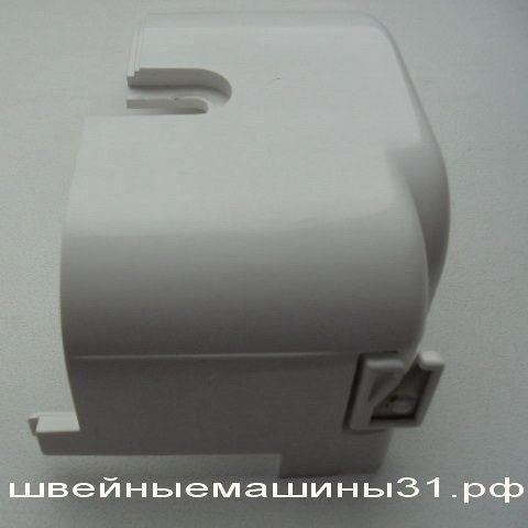 Крышка отсека подсветки с нитеобрезателем ОВЕРЛОК JANOME T 72; T 34 И ДР. ЦЕНА 300 РУБ.