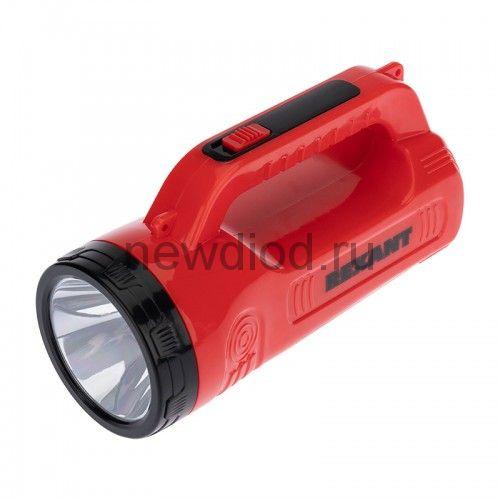 Прожектор поисковый с гол и бок светом с солн батар, индик заряд, выносн заряд устр, наплеч ремень