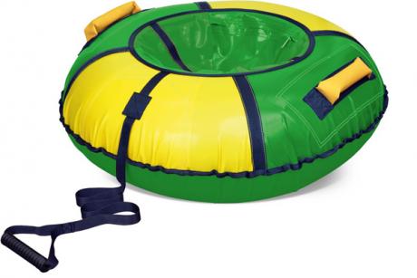 Тюбинг Классик (ТБ1К-95/ЗЖ2 зеленый-желтый)