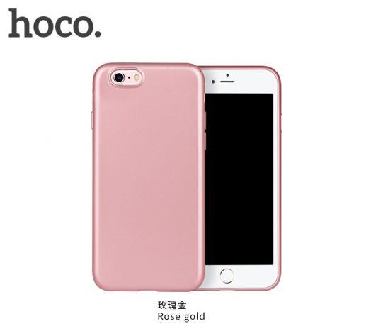 Защитный чехол HOCO Phantom series для iPhone 6 Plus/6S Plus, розовое золото