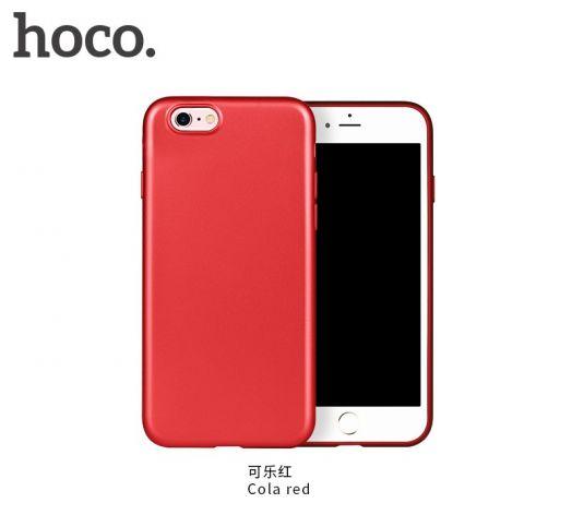 Защитный чехол HOCO Phantom series для Galaxy Note8, красная кола