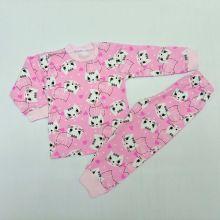 Пижама для девочки футер C-PJ023(2)-ITn