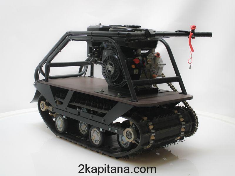 Мотобуксировщик Норка 380mini Z6