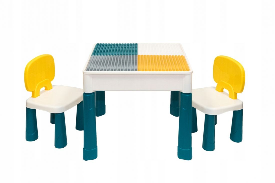Набор детский: стол + 2 стула МАРИНО