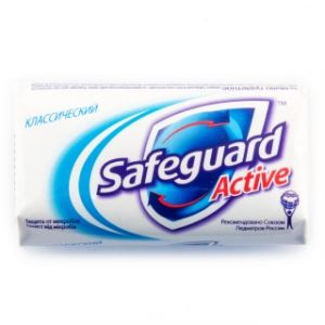 Мыло Safeguard 100 гр