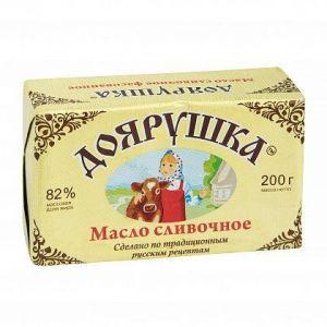 Сливочное масло Доярушка  200 гр
