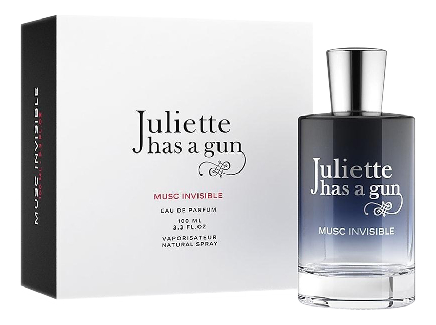 Juliette Has A Gun Musc Invisible, 100ml (Унисекс)