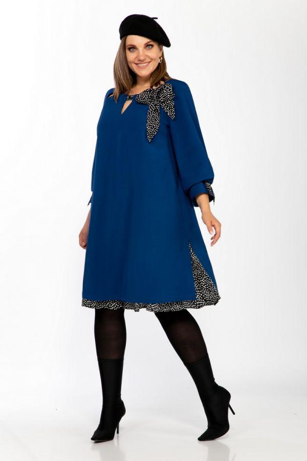 Платье 653 | P. 52-56