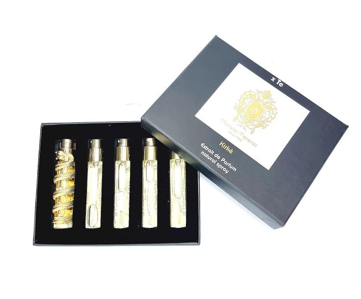 Набор парфюма Tiziana Terenzi Kirke 5х12 мл (змея)