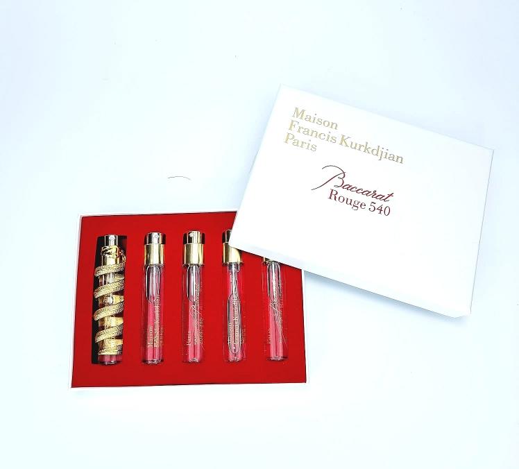 Набор парфюма Maison Francis Kurkdjian Baccarat Rouge 540 5х12 мл (змея)