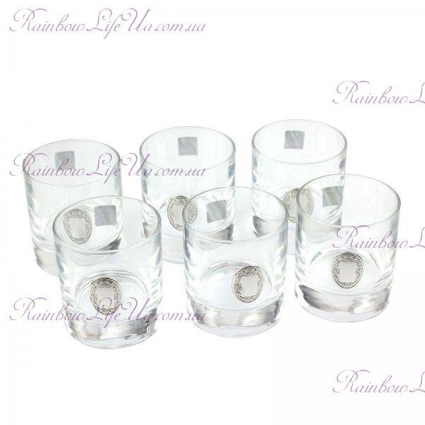 "Сет 6 хрустальных стаканов Модерн ""Boss Crystal"""