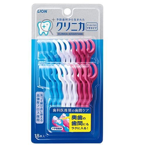Зубная нить Lion Clinica Y-образная