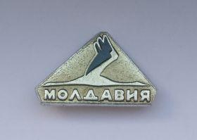 Значок Молдавия