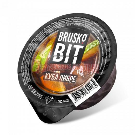 Бестабачная смесь Brusko Bit (Куба Либре) 20гр