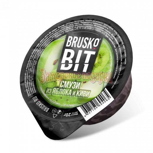 Бестабачная смесь Brusko Bit (Смузи с яблока и киви) 20гр