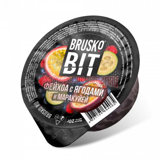 Бестабачная смесь Brusko Bit (Фейхоа с ягодами и маракуйей) 20гр