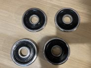 Диск Kettler 0,5 кг (Д-31-мм) - уценка