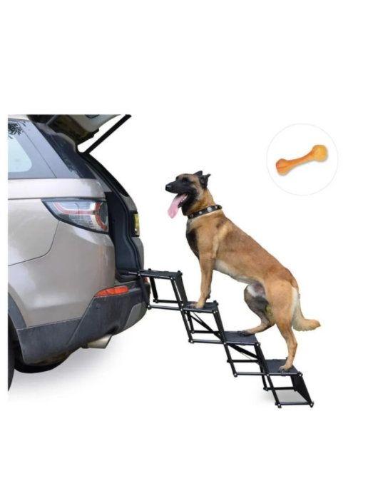 Пандус лестница для собак в машину