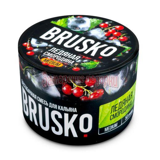Бестабачная смесь Brusko (Ледяная смородина) 50гр