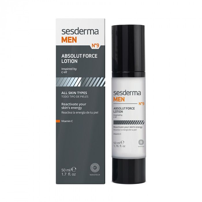 SESDERMA MEN Absolut force lotion - Лосьон ревитализирующий для мужчин, Sesderma (Сесдерма) 50 мл