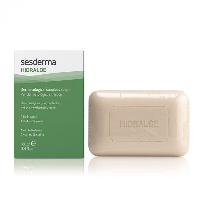 HIDRALOE Dermatological soapless soap – Мыло твердое дерматологическое Sesderma (Сесдерма) 100 г