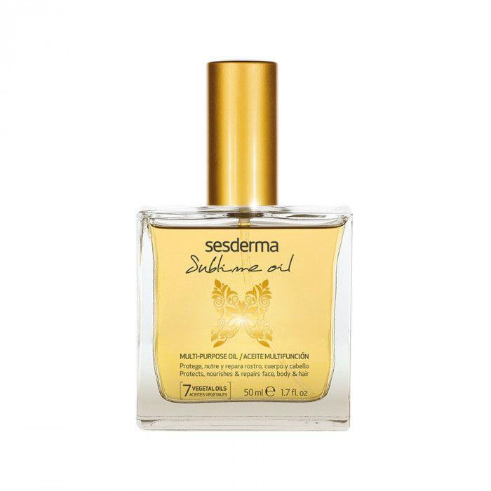 SUBLIME OIL Multi-purpose oil – Масло для лица тела и волос питательное и восстанавливающее Sesderma (Сесдерма) 50 мл