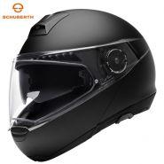 Шлем Schuberth C4 Pro, Матовый чёрный