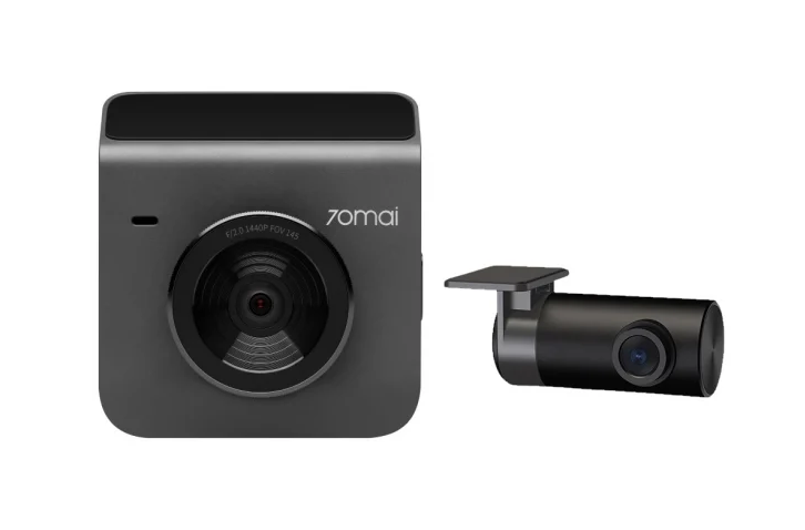 Видеорегистратор 70mai Dash Cam A400 + Rear Cam RC09 (RU/EAC)