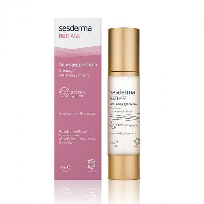 RETI AGE Anti-aging gel-cream – Крем-гель антивозрастной Sesderma (Сесдерма) 50 мл