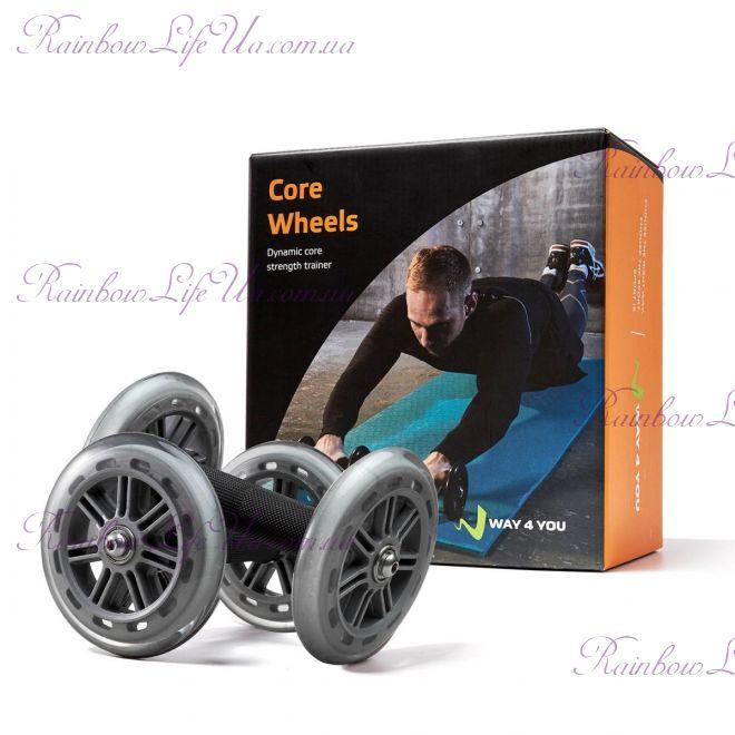 """Колесо - ролик для пресса """"Core Wheels"""""""