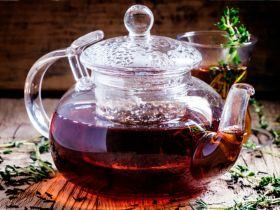 Иван чай ферментированный, листовой, с ЧАБРЕЦОМ