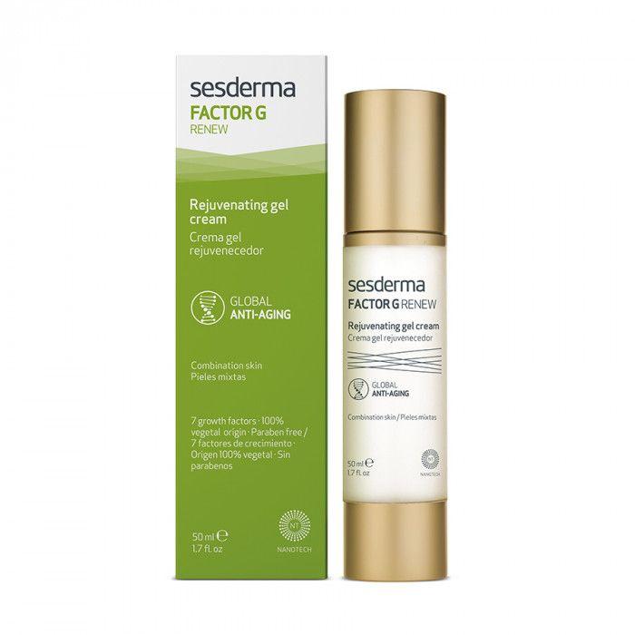 FACTOR G RENEW Rejuvenating gel cream – Крем-гель омолаживающий Sesderma (Сесдерма) 50 мл