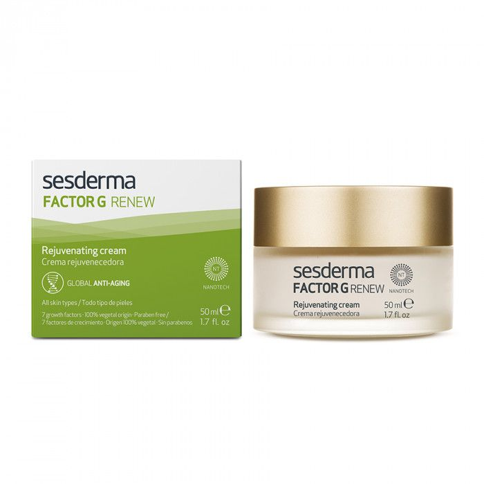 FACTOR G RENEW Rejuvenating cream – Крем омолаживающий Sesderma (Сесдерма) 50 мл