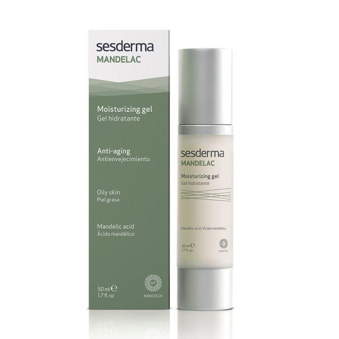 MANDELAC Moisturizing gel – Гель увлажняющий Sesderma (Сесдерма) 50 мл