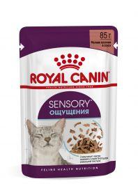 Роял канин Сенсори Ощущения пауч (Royal Canin Sensory Feel) 85г.