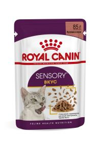 Роял канин Сенсори Вкус пауч (Royal Canin Sensory Taste) 85г.