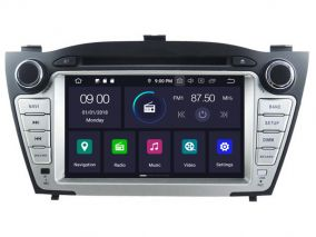 Witson Hyundai Tucson / ix35 2009-2015 (W2-RVT5735)