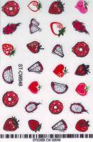 3D Слайдер-дизайн - ST-CW049 еда, фрукты, пончик