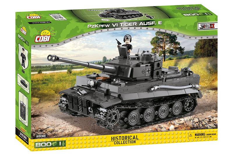 Cobi Танк Panzerkampfwagen VI Tiger