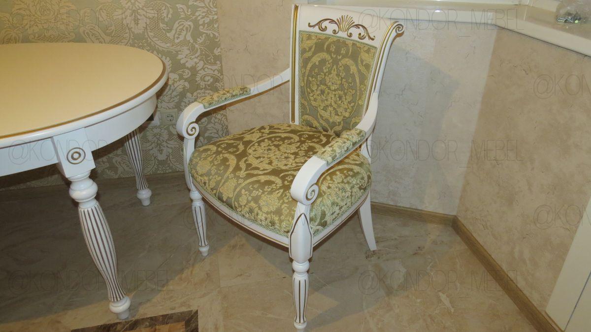 Кресло Алекс Анзор (с резьбой)